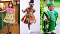 In case you Didn't Know How Amazing Kids Look in African Fashion