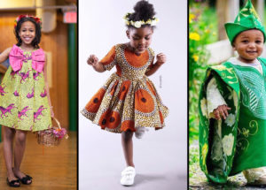 How Amazing Kids Look in African Fashion – African kids Fashion