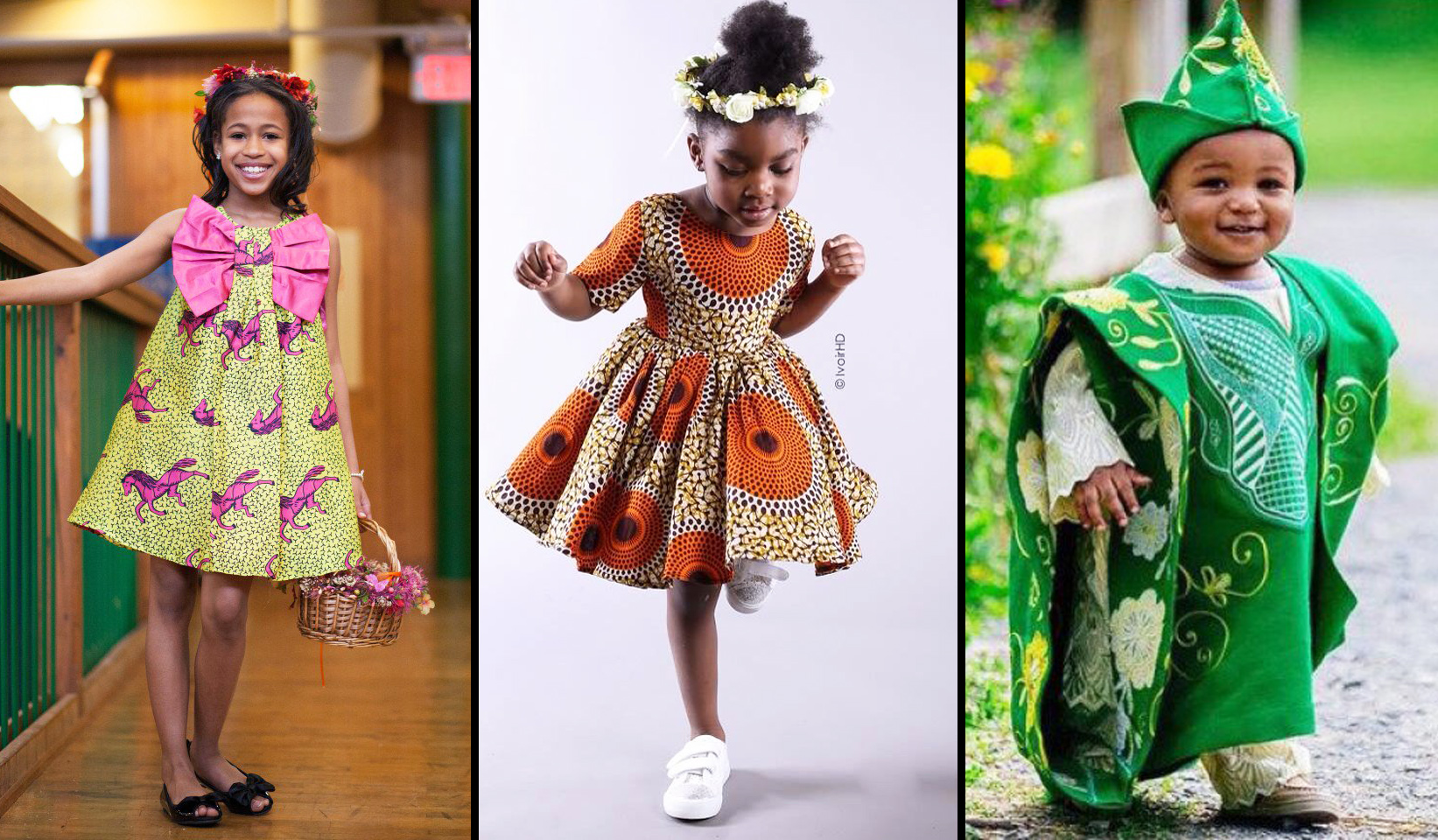 How Amazing Kids Look In African Fashion African Kids Fashion