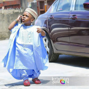 How Amazing Kids Look in African Fashion