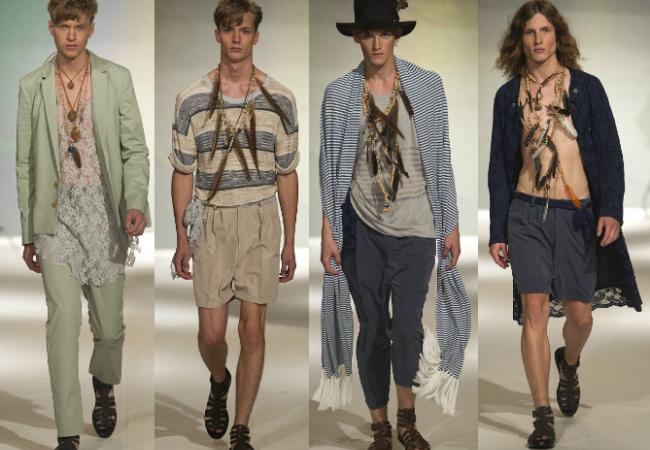 The easy way enter into Bohemian Fashion