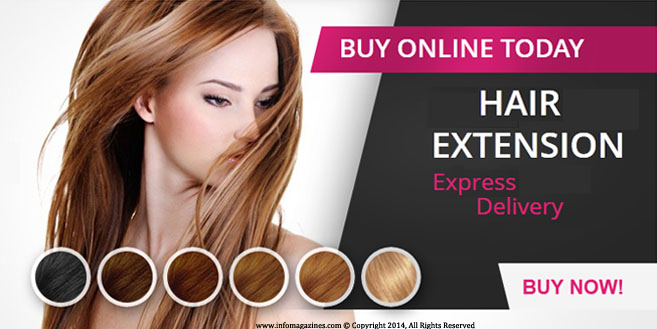 Buying hair extensions online – which color to choose