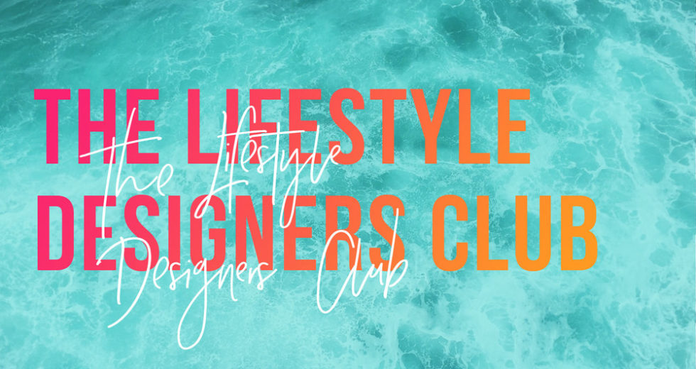 5 different types of lifestyle designers, which one are you?