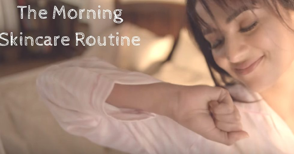 Morning Skin Care Routine Every Woman Must Follow