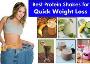 What protein shake is best for weight loss